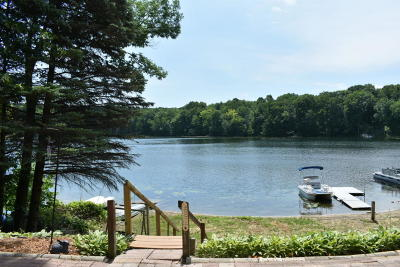 Campbellsport Single Family Home For Sale: N1855 County Rd Ggg