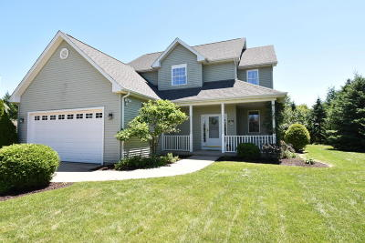 Williams Bay Single Family Home For Sale: 419 Maple Ln