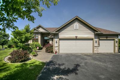 Johnson Creek Single Family Home For Sale: N5853 Christberg Rd