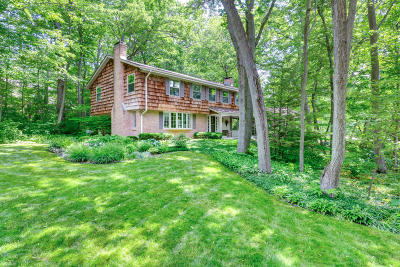 Racine Single Family Home Active Contingent With Offer: 5004 Singing Trees Dr