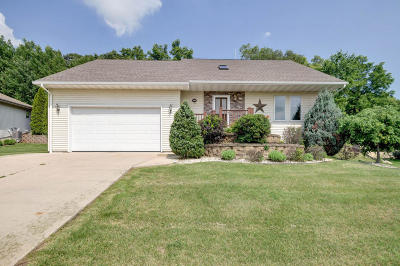 Waterford Single Family Home Active Contingent With Offer: 540 Fox River Hills Dr