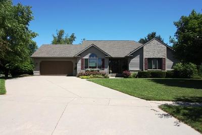 Whitewater Single Family Home For Sale: 1616 Turtle Mound Circle