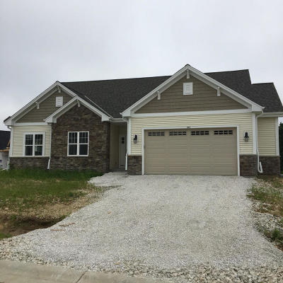 Hartford Single Family Home Active Contingent With Offer: 741 Autumn Ridge Ln