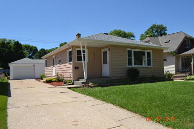 West Allis Single Family Home Active Contingent With Offer: 2171 S 95th