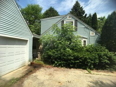 Menomonee Falls Single Family Home Active Contingent With Offer: N64w12958 Mill Rd
