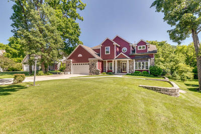 Kenosha Single Family Home Active Contingent With Offer: 4899 89th Pl
