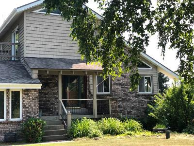 West Bend Single Family Home For Sale: 7575 Bavarian Ln