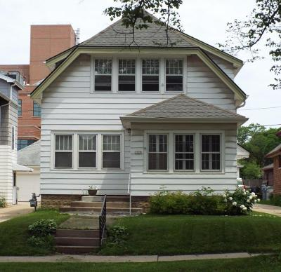 Milwaukee WI Two Family Home For Sale: $249,000