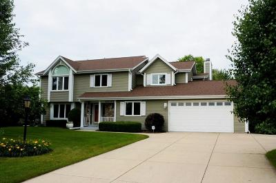 Germantown Single Family Home Active Contingent With Offer: W178n10239 Whitetail Run