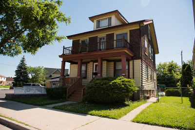 West Allis Two Family Home For Sale: 1816 S 57th St #1818