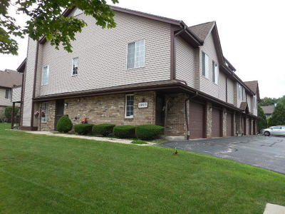 West Allis Condo/Townhouse Active Contingent With Offer: 2063 S 102nd St #F