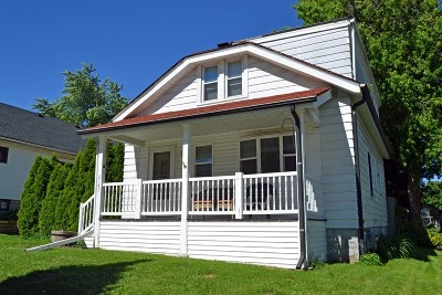 West Allis Single Family Home Active Contingent With Offer: 2145 S 89th St