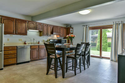 Menomonee Falls Single Family Home Active Contingent With Offer: W152n5251 Plata Ct