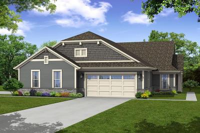 Oconomowoc Condo/Townhouse For Sale: N55w35214 Coastal Ave #26-01