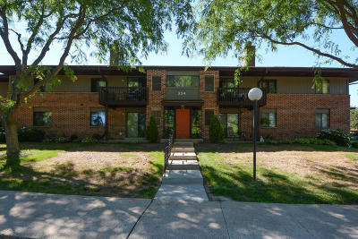 Pewaukee Condo/Townhouse Active Contingent With Offer: 354 Park Hill Dr #B