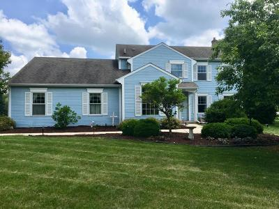 Delafield Single Family Home For Sale: S15w31895 High Meadow Ln