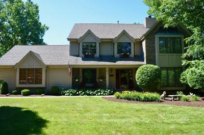 Pleasant Prairie WI Single Family Home For Sale: $334,900