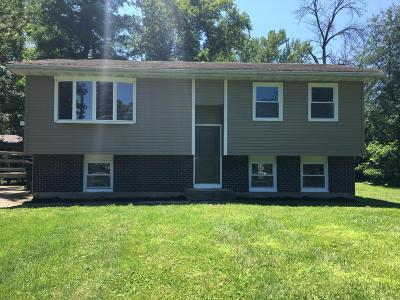 Pell Lake Single Family Home Active Contingent With Offer: 1369 W Bernice