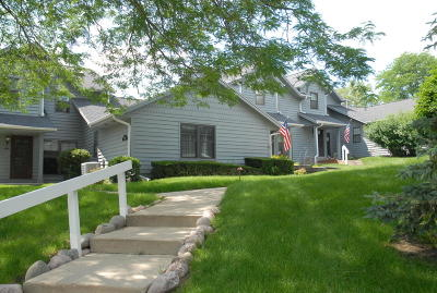 Pewaukee Condo/Townhouse Active Contingent With Offer: 369 Lexington Ct #B