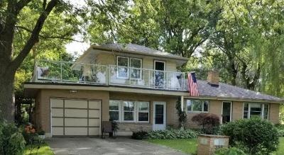 Pleasant Prairie WI Single Family Home For Sale: $269,000