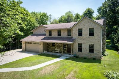 West Bend Single Family Home For Sale: 3491 George Ct