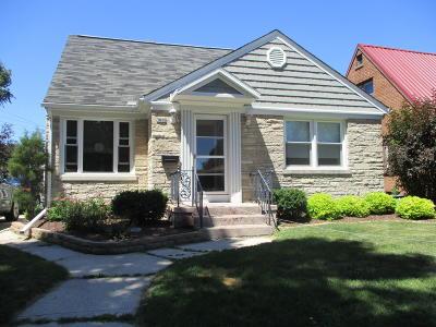 Sheboygan Single Family Home For Sale: 1838 N 21st St