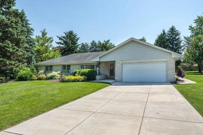 Brookfield Single Family Home For Sale: 4610 Raven Ct
