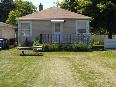 Racine Single Family Home For Sale: 3456 5th Ave