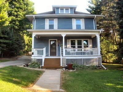Mayville Single Family Home Active Contingent With Offer: 41 Washington St