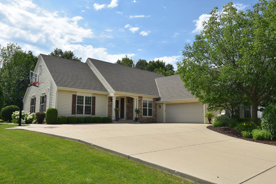 Germantown Single Family Home For Sale: W147n9893 Emerald Ln