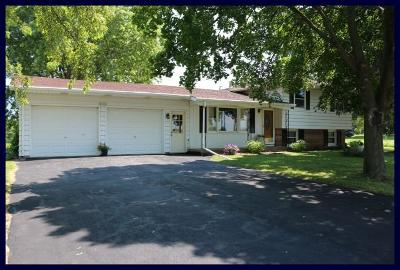 Lake Mills Single Family Home Active Contingent With Offer: W7148 County Rd V