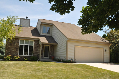 Grafton Single Family Home Active Contingent With Offer: 708 Overland Tr