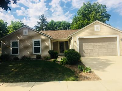 Jackson WI Single Family Home For Sale: $289,900