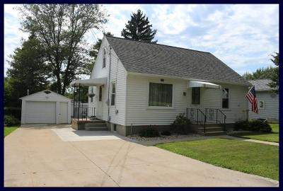 Watertown Single Family Home Active Contingent With Offer: 214 Fairview St