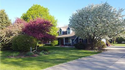 Delafield Single Family Home For Sale: 721 Woodland Park Dr