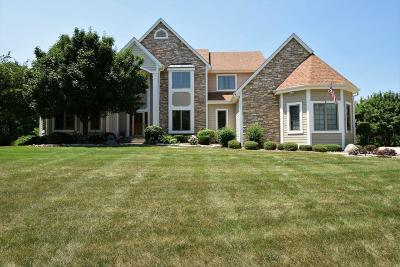 Muskego WI Single Family Home Active Contingent With Offer: $574,000