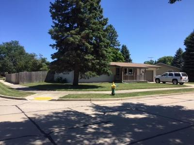 Racine Single Family Home Active Contingent With Offer: 1123 Fairway Dr.