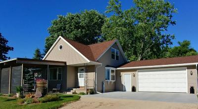 Mayville Single Family Home Active Contingent With Offer: N8050 County Road Ay