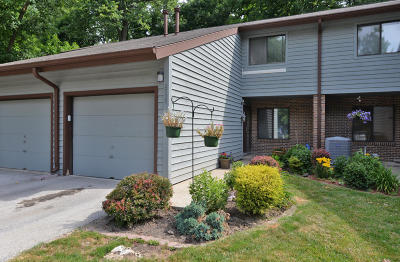 Racine Condo/Townhouse Active Contingent With Offer: 2738 Old Mill Dr