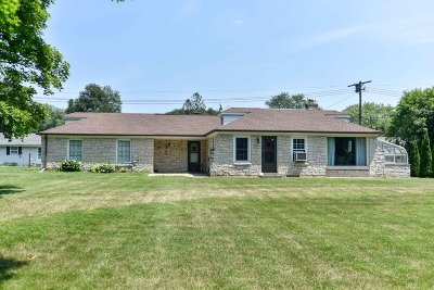 Brookfield Single Family Home For Sale: 140 S Park Blvd