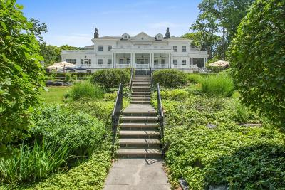 Lake Geneva Single Family Home Active Contingent With Offer: 590 S Lake Shore Dr