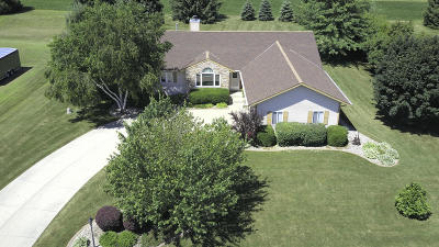 Hartland Single Family Home Active Contingent With Offer: W309 N7453 Northern Dancer Run
