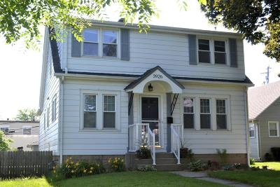 Milwaukee Single Family Home Active Contingent With Offer: 3926 S 1st St