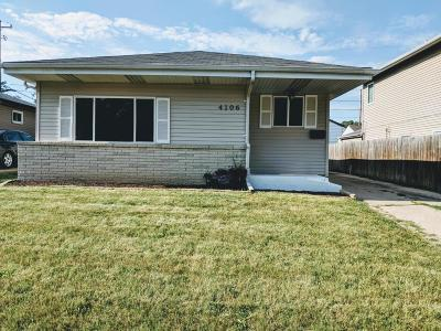 Racine Single Family Home For Sale: 4106 17th St