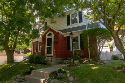 Milwaukee Single Family Home Active Contingent With Offer: 520 E Montana St