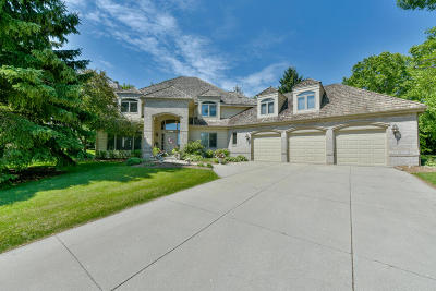 Brookfield Single Family Home For Sale: 2625 Hackney Ct