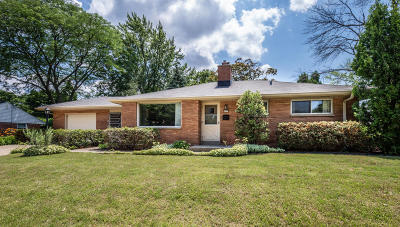 Milwaukee Single Family Home Active Contingent With Offer: 4195 N Colgate Circle