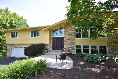 Cedarburg Single Family Home For Sale: 1646 Summit Dr
