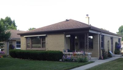 Milwaukee County Single Family Home For Sale: 4030 N 86th St