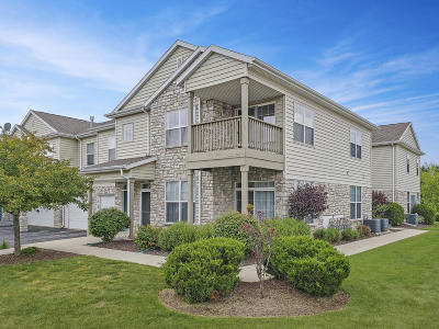 Pewaukee Condo/Townhouse For Sale: N17w26529 Meadowgrass Cir #G